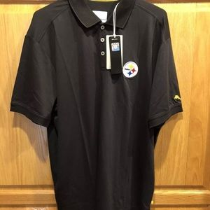 Tommy Bahama Pittsburgh Steelers Polo Shirt XL New